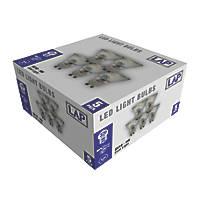LAP GU10 LED Lamp 320lm 380Cd 5W 5 Pack