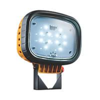Defender E712906 LED Floodlight 36W Yellow / Black