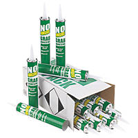 No Nonsense Solvented Grab Adhesives 350ml 12 Pack