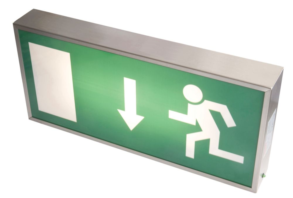 Robus 3 Hour Emergency Lighting Exit Sign