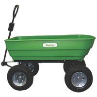 The Handy Poly Body Garden Trolley 1090 x 600 x 500mm