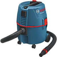Bosch GAS20L SFC 62Ltr/sec Wet & Dry Dust Extractor 230V