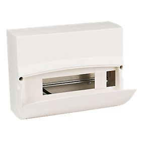 MK Sentry 10 Way 12 Module Insulated Consumer Unit Enclosure