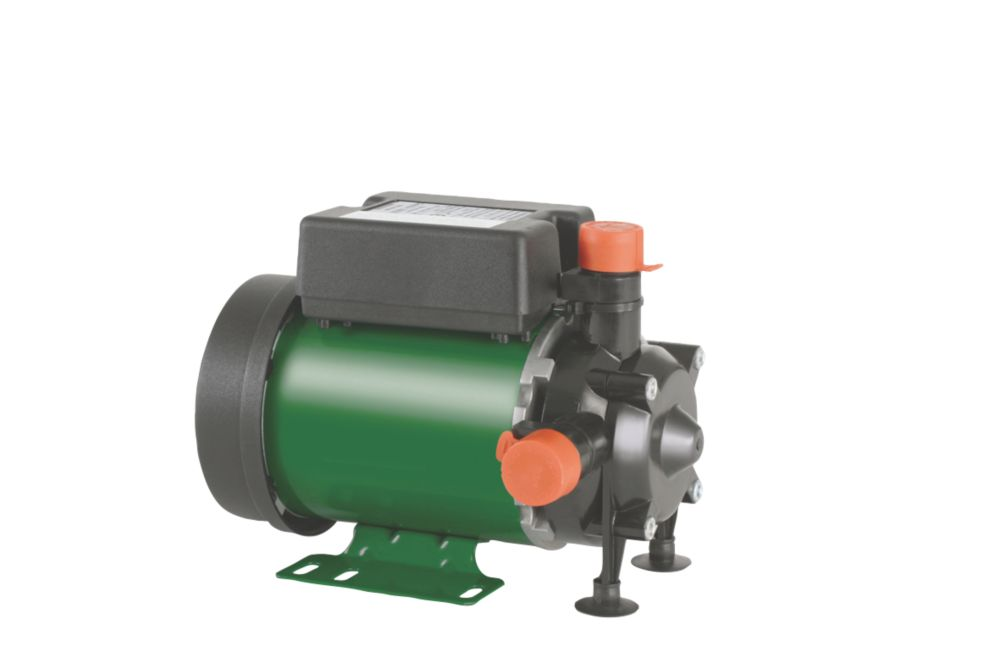 Salamander CT55+ Regenerative Shower Pump with Single Impeller 1.6bar