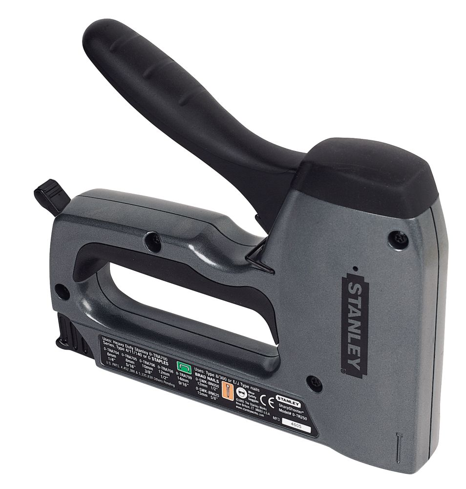 Stanley Heavy Duty Staple Nail Gun