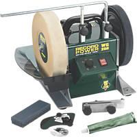 Record Power WG250 250mm Whetstone Bench Grinder 230V
