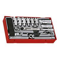 Teng Tools Oil Service Set 16 Pcs