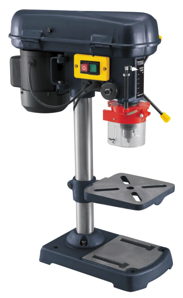 Titan SF13N Height 580mm Pillar Drill 240V