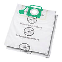 Titan Shop Vac  Wet & Dry Vacuum Cleaner Filter Bags 2 Pack