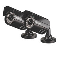 Swann PRO-735 Bullet Security Cameras 2 Pack