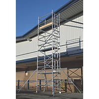 Lyte SF18NW57 Helix Narrow Width Industrial Tower 5.7m