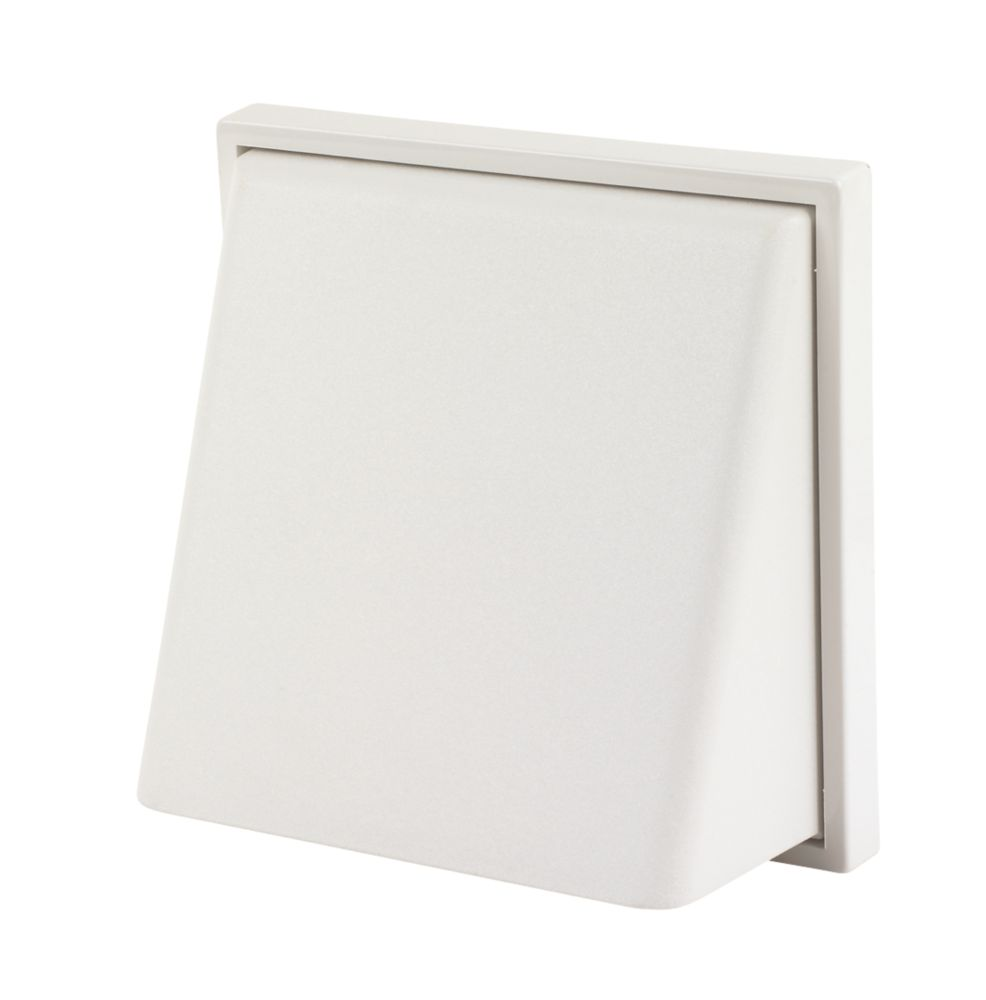 Manrose Cowl Vent White 125mm