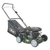 Webb WER41HP 41cm  118cc Push Rotary Petrol Lawn Mower