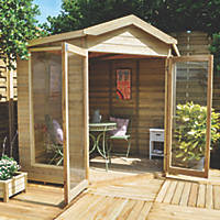 Forest Blockley Outdoor Summerhouse 2.14 x 2.14m