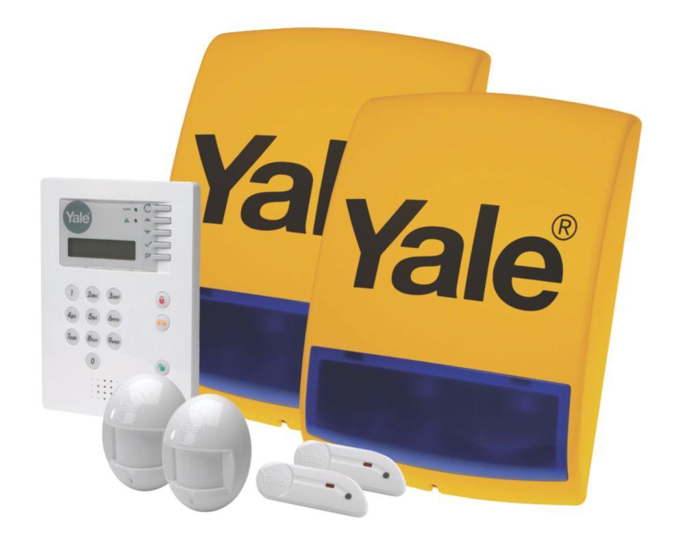 Yale Premium Wireless 4 Room Alarm Kit