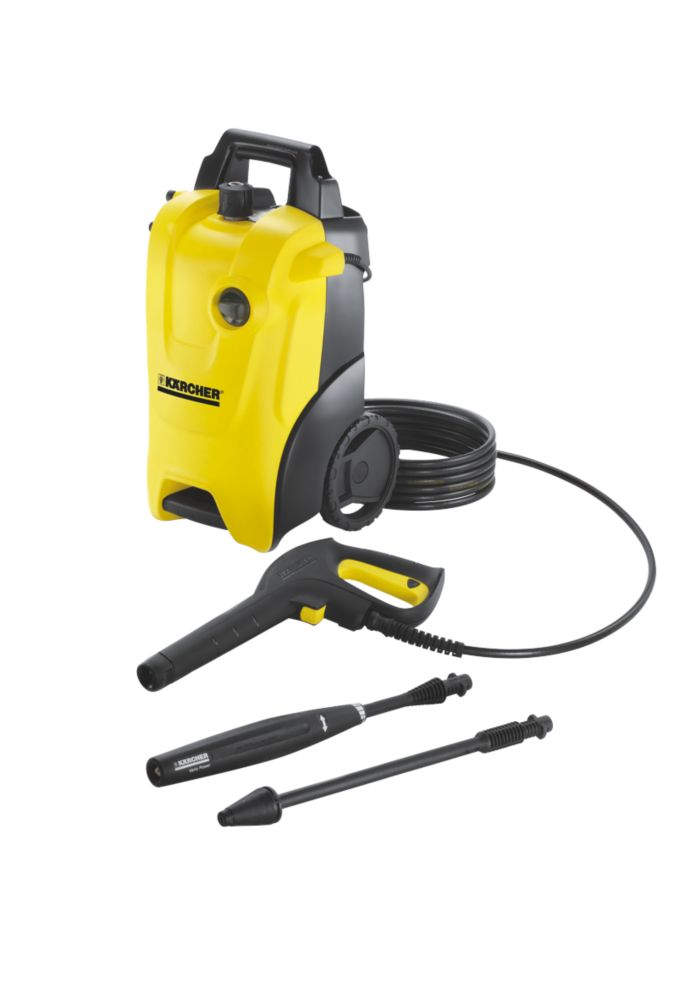 Karcher K4 Compact 130bar Pressure Washer 1.8kW 240V