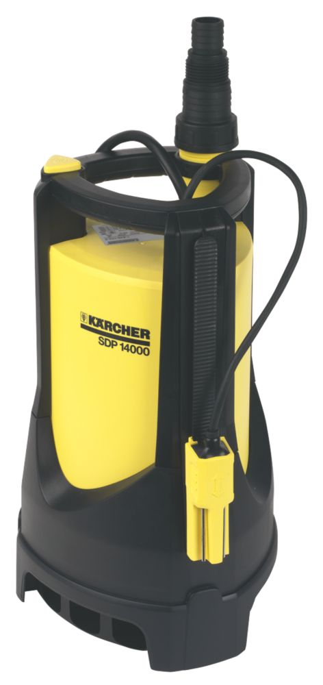 Karcher SDP14000 IP LS 800W Dirty Water Pump 230V