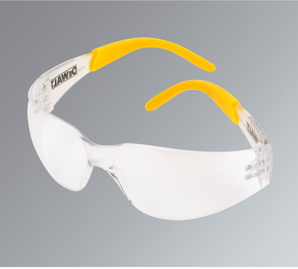 DeWalt Protector Clear Lens Safety Specs