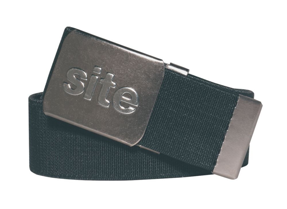 Site Belt Black