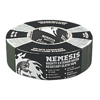 Nemesis Cloth Tape 76 Mesh Woodland Green 50mm x 50m