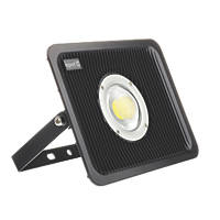 Brackenheath ispot C Driverless LED Floodlight 30W Black