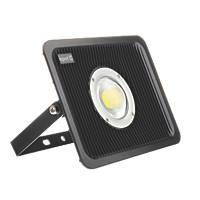 Brackenheath ispot C Driverless LED Floodlight 30W Black