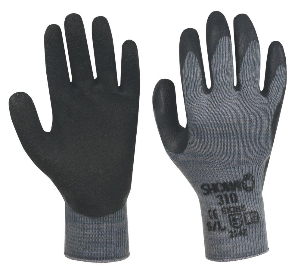 Showa Best 310 General Handling Original Builders Gloves Black