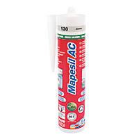 Mapei Mapesil Solvent-Free Silicone Sealant Jasmine 310ml