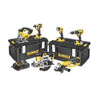 DeWalt DCK691M3-GB 18V 4.0Ah Li-Ion Cordless 6-Piece Kit XR