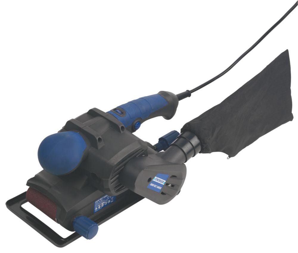"""Energer ENB459SDR 800W 3"""" Belt Sander 230V"""