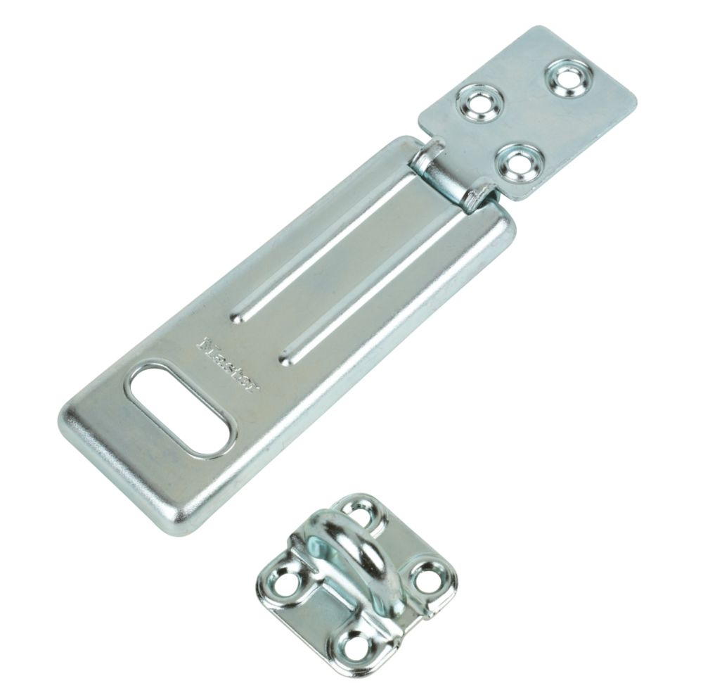 Masterlock Hasp & Staple 115mm