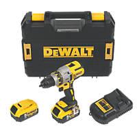 DeWalt DCD990P2-GB 18V 5.0Ah Li-Ion XR Brushless Drill Driver