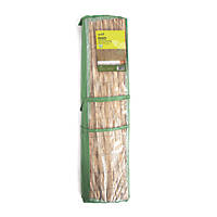 Apollo Natural Timber Reed Garden Screen 2 x 4m