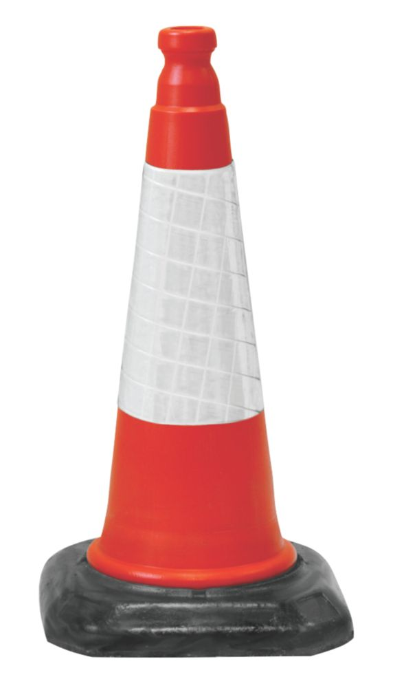 JSP Dominator Two-Piece Cones 500mm Pack of 4