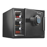 Master Lock 22.8Ltr Electronic Water-Resistant Fire Safe Small 425 x 491 x 348mm