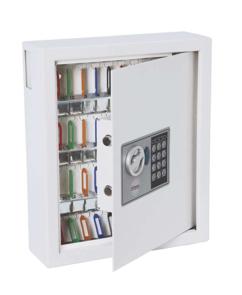 Phoenix 48-Hook Key Cabinet Safe