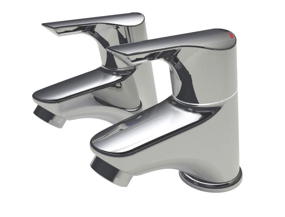 Bristan Tresco Bath Taps Pair