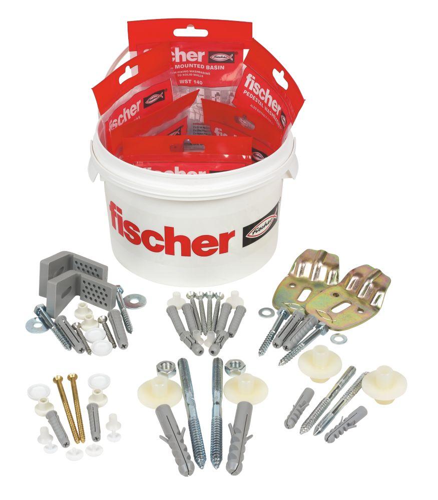 Fischer Cistern & Basin Fixing Kit