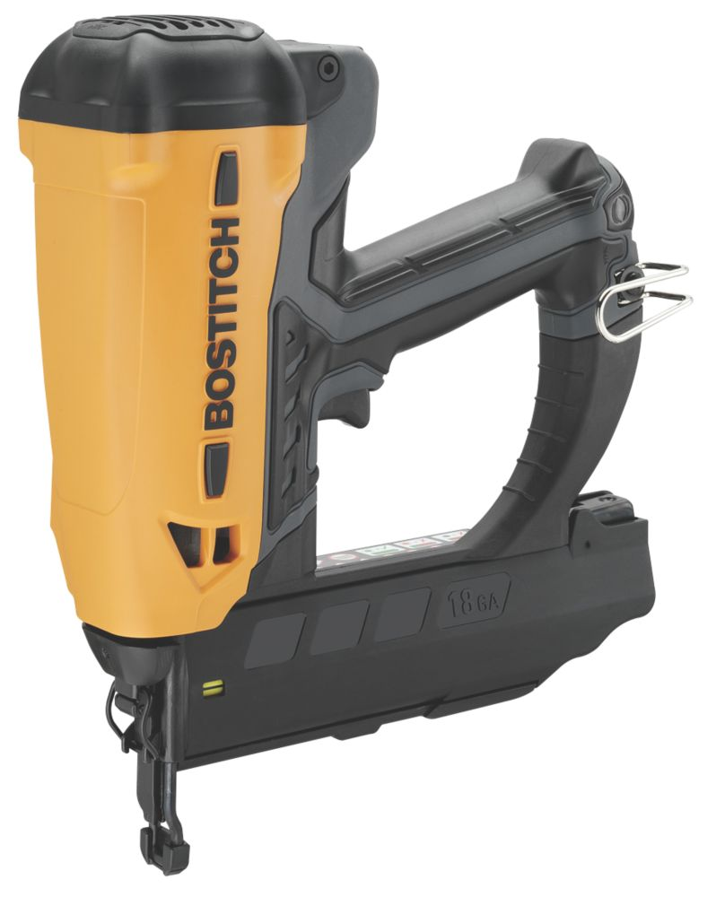 Stanley Bostitch GBT7850K-U 50mm Cordless Straight Gas Brad Nailer Li-Ion