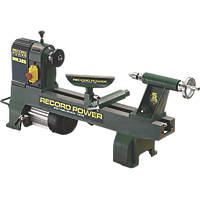Record Power DML305 Midi Woodturning Lathe 230V