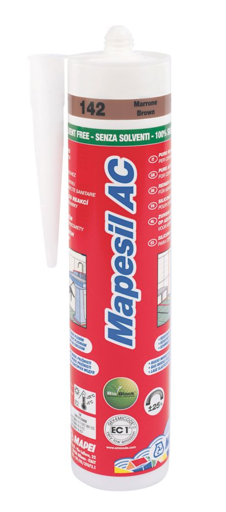 Mapesil Sealant Brown 310ml
