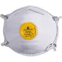 Delta Plus M2FP2VW Welding Moulded Disposable Masks P2 2 Pack