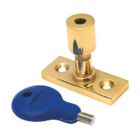Carlisle Brass Window Casement Stays Polished Brass