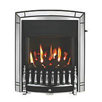 Valor Dream Chrome   Inset Gas Fire