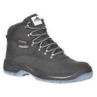 Steelite FW57 Safety Boots Black Size 9
