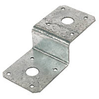 Deck Joist Tie Galvanised 50 x 50 x 150mm 4 Pack