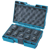 "Makita Impact Socket Set ½"" 38mm 9 Pcs"