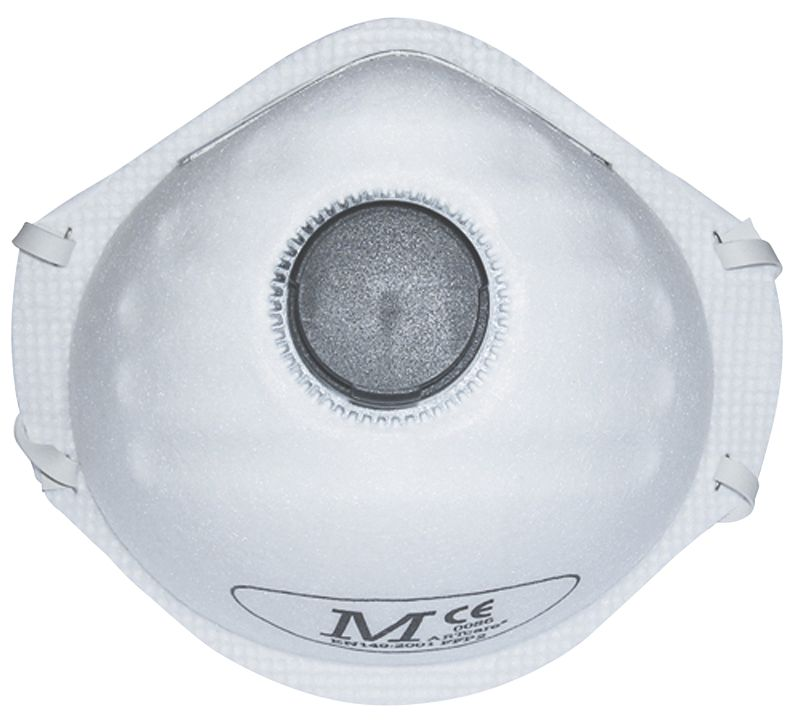 JSP Moulded Martcare Valved Mask FFP2 Pack of 10