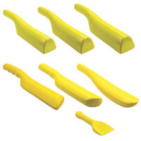 Monument Plastic Sheet Lead Dressing Tools Set 7 Pieces