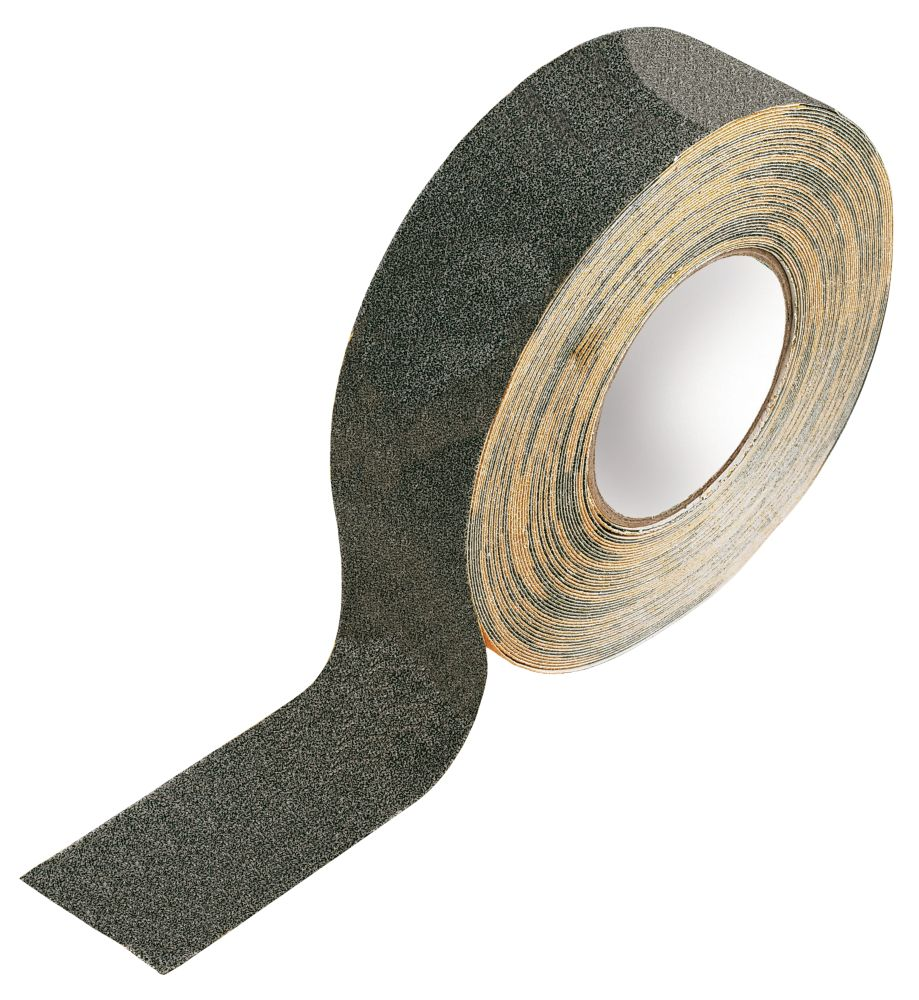 No Nonsense Anti-Slip Tape 50mm x 18m Black